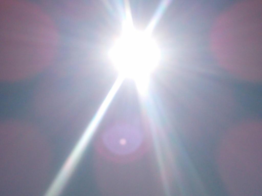 メラトニン日光