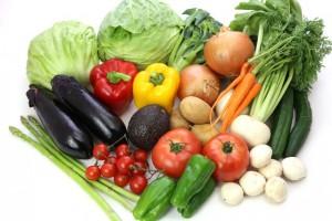 野菜とフルーツの組み合わせ
