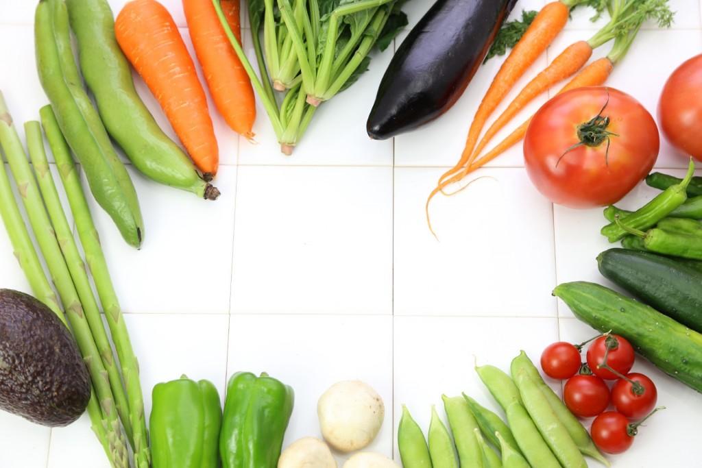 血圧下げる生野菜