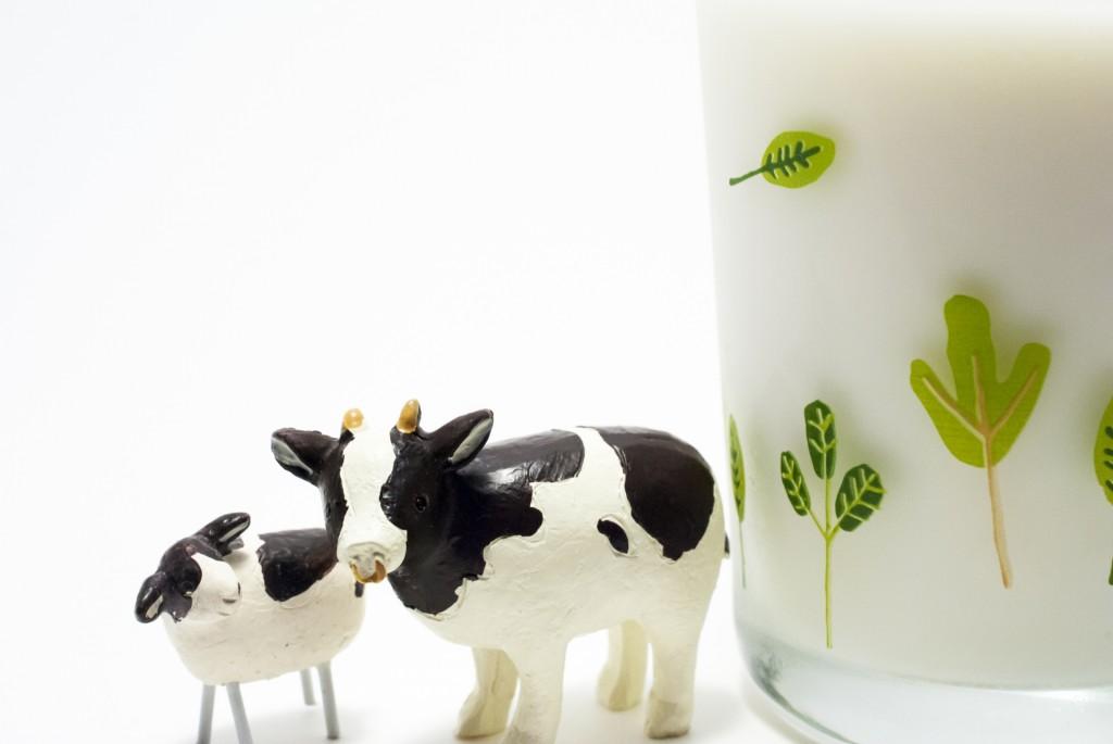 ミルクの栄養