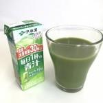 伊藤園の毎日1杯の青汁を実際に飲んでみた!市販の青汁のおいしさ・栄養はいかに?