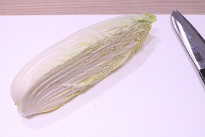 白菜の保存方法の紹介