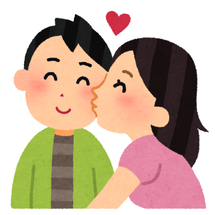 kiss_couple_woman
