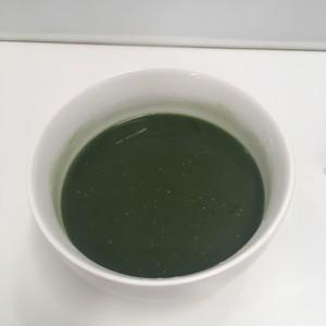 サンスター健康道場粉末青汁×味噌汁