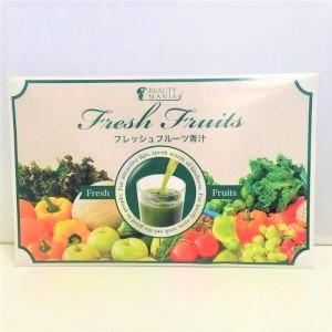 フレッシュフルーツ青汁のパッケージ