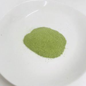ヘルスマネージ大麦若葉青汁キトサンの粉末