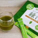 ユーグレナの緑汁のドリンク