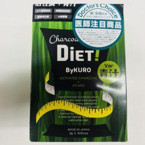 バイクロ チャコールダイエットのパッケージの写真